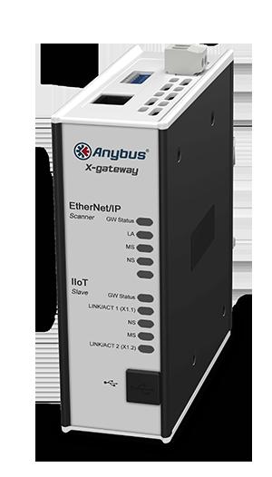 Anybus X-gateway IIoT – AS-Interface Master - OPC UA-MQTT - AB7552-F