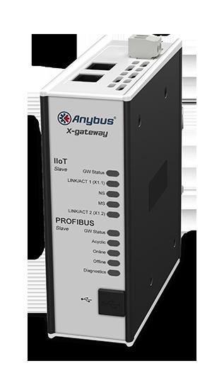 Anybus X-gateway IIoT – PROFIBUS Slave - OPC UA-MQTT - AB7558