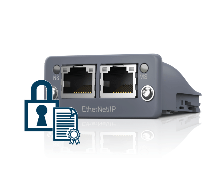 Anybus CompactCom M40 Module - EtherNet/IP IIoT Secure - AB6651