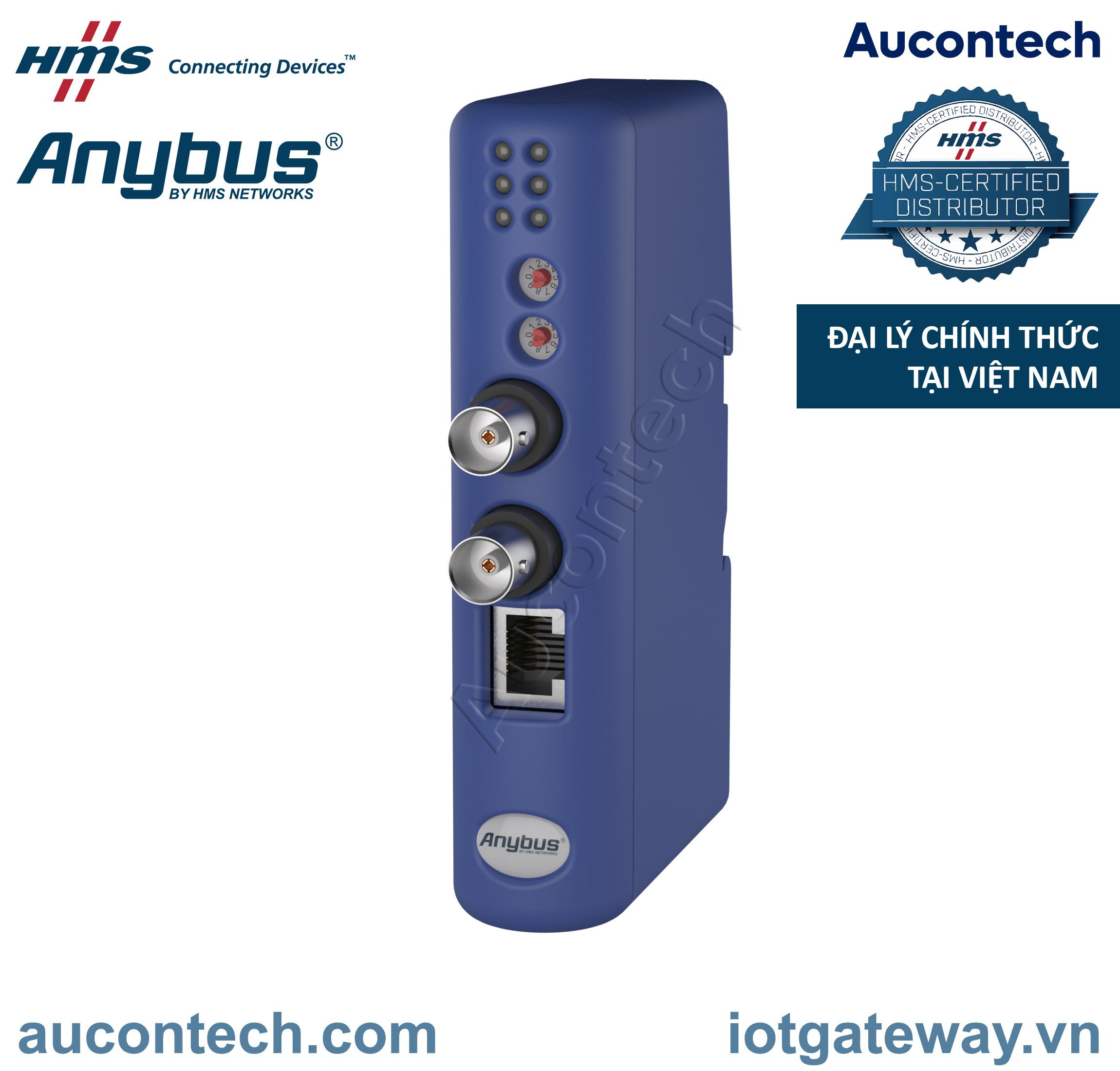 Anybus Communicator CAN - ControlNet - AB7314-B - Anybus Vietnam