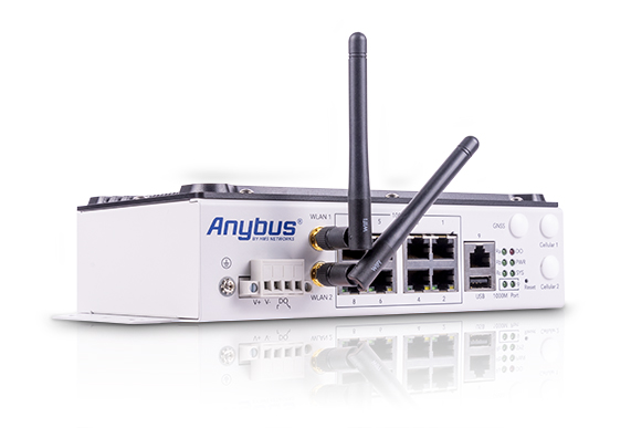 Anybus Wireless Router WLAN - AWB5121