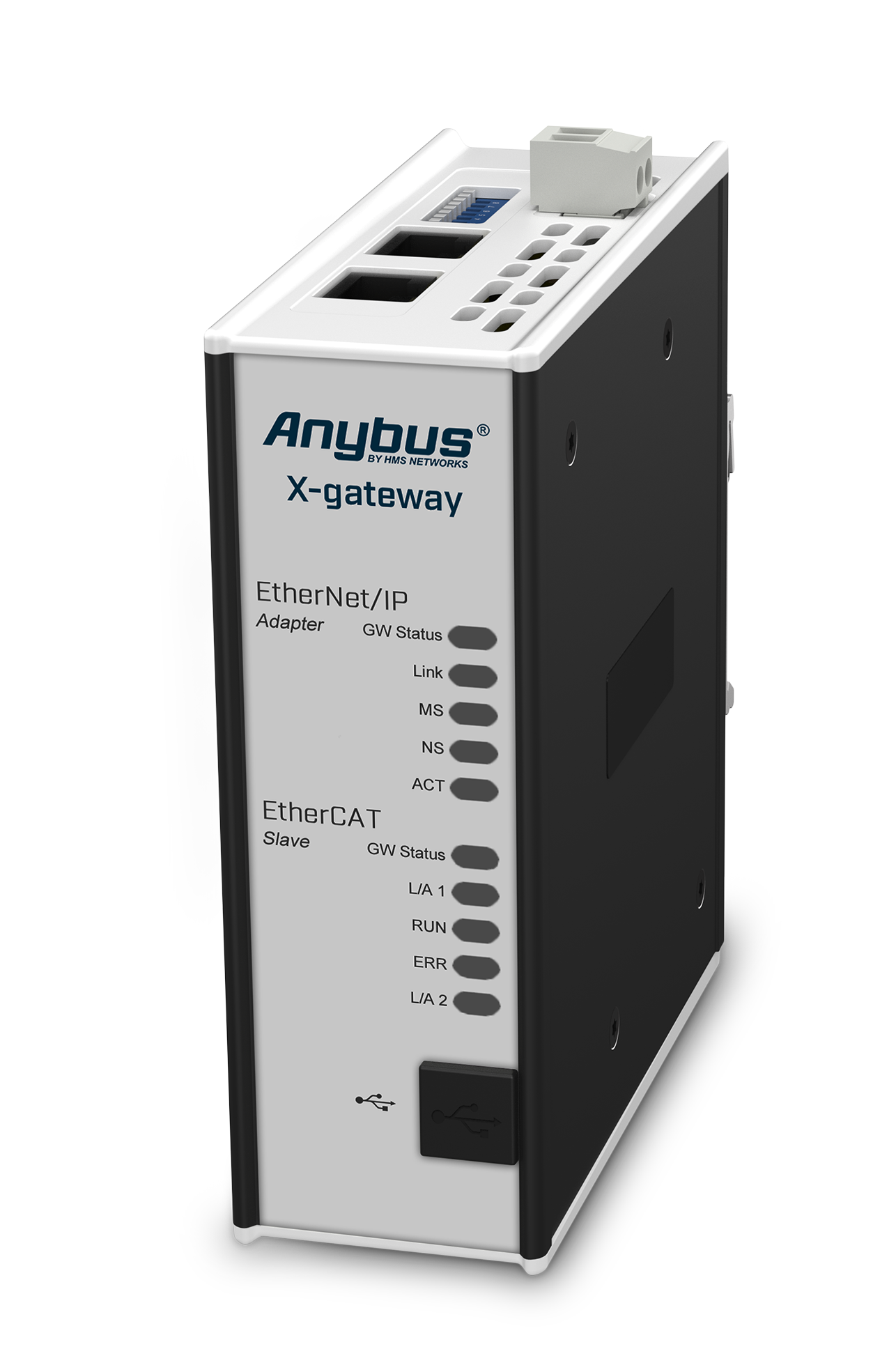 AB7682- Anybus X-gateway – EtherCAT Slave - EtherNet/IP Adapter - Anybus Vietnam
