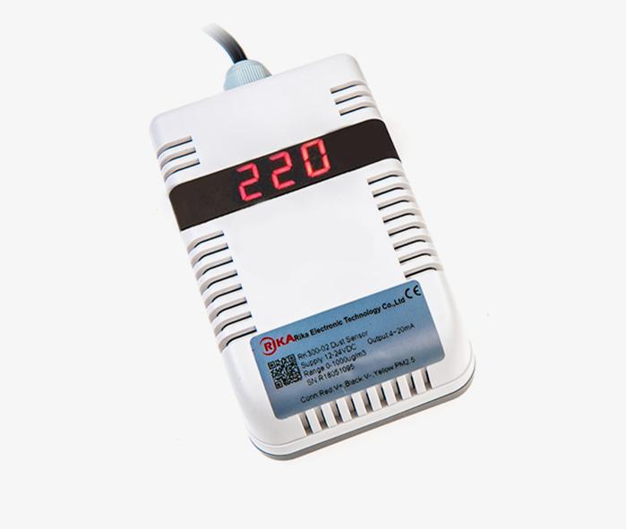 RK300-03A Indoor Carbon Dioxide Sensor CO2 Transmitter
