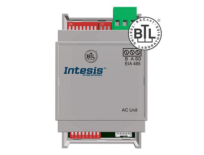Daikin AC Domestic units to BACnet MSTP Interface - INBACDAI001I100