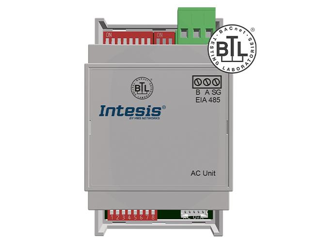INBACDAI001I100 - Daikin AC Domestic units to BACnet MSTP Interface - 1 unit