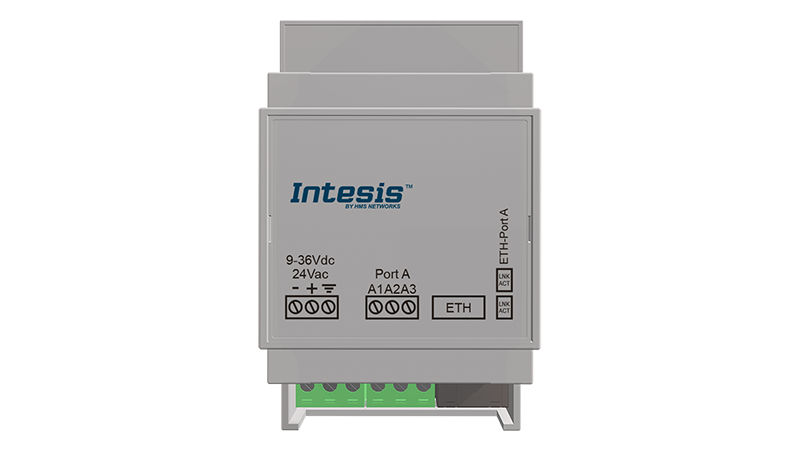 OCPP to Modbus TCP&RTU Gateway ISSAT -  INMBSOCP0010100 - Intesis Vietnam
