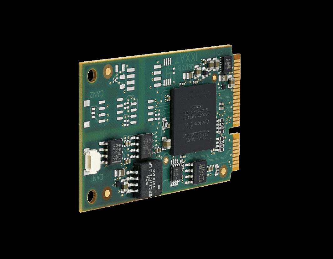 CAN-IB520/PCIe Mini (1 x CAN FD, CAN)