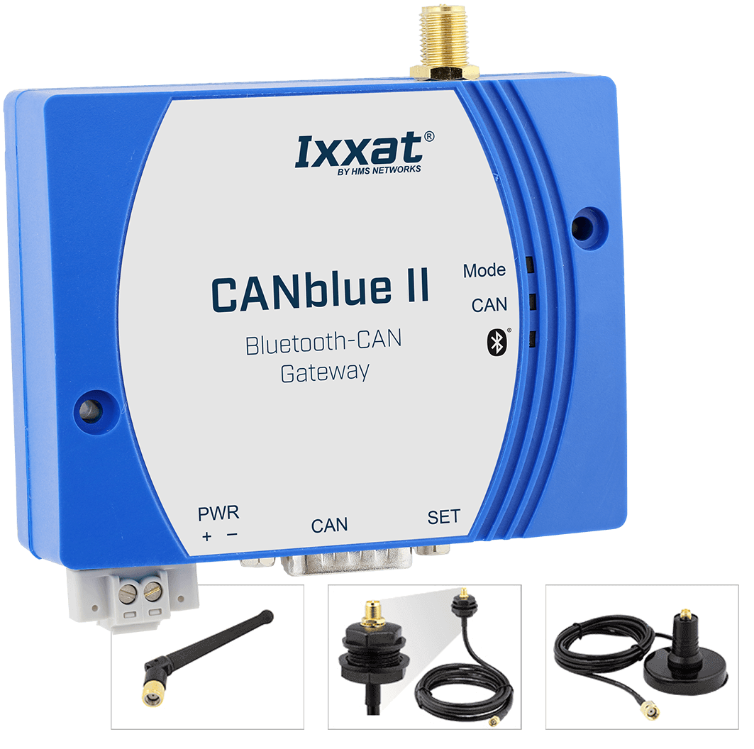 CANblue II CAN, Bluetooth