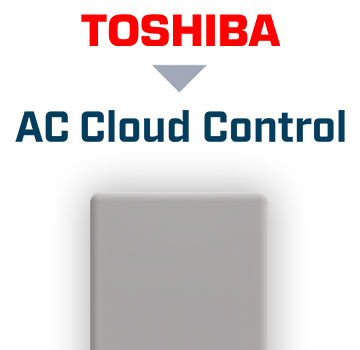 Toshiba VRF and Digital systems to AC Cloud Control (WiFi) Interface