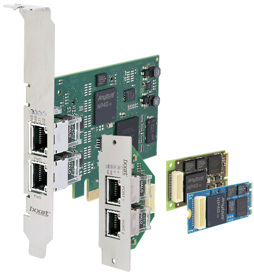 INpact CE Slave PCIe - 1.01.0320.20110
