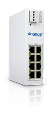 Anybus Wireless unmanaged L2 Switch for Industrial Applications