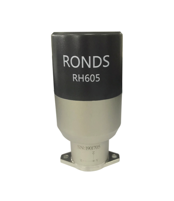 RH605 - Three axial wireless vibration and temperature sensor