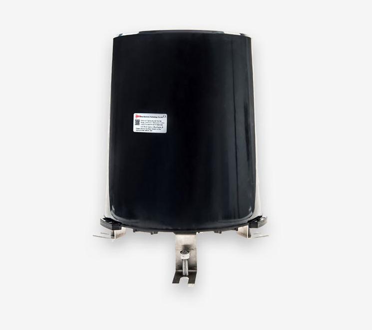 RK400-04 Economical Plastic Tipping Bucket Rain Gauge Rainfall Sensor