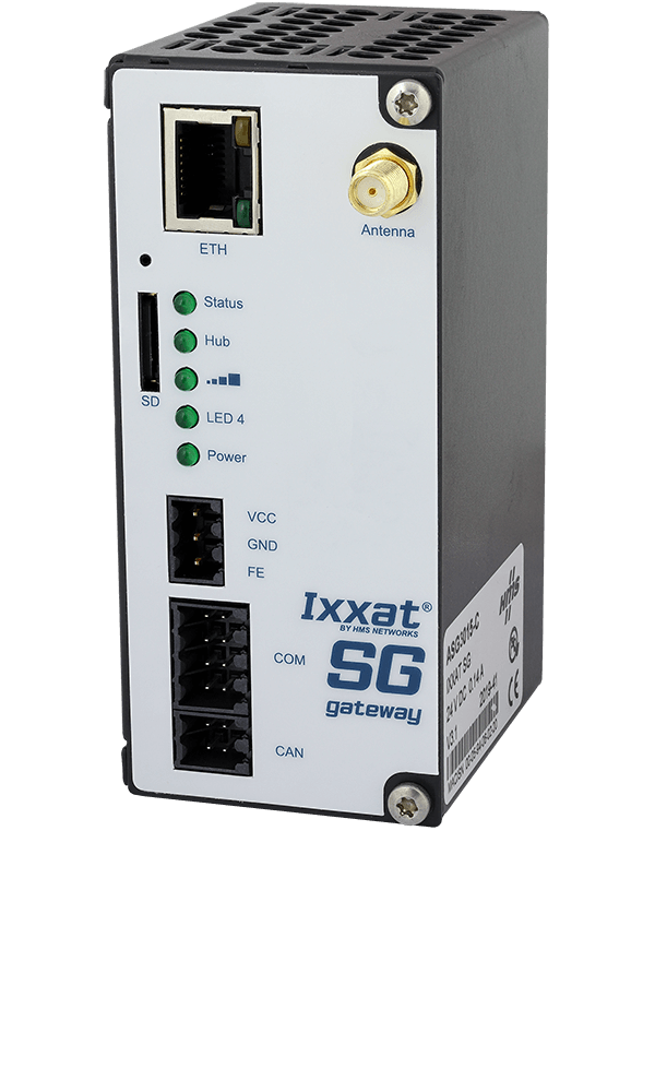 SG-gateway Core Serial to Ethernet-based communication - ASG3020-C