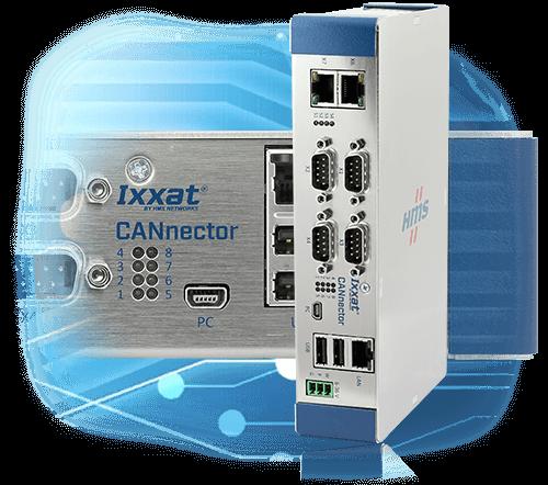 CANnector Log - 1.01.0091.01000 - Ixxat Vietnam