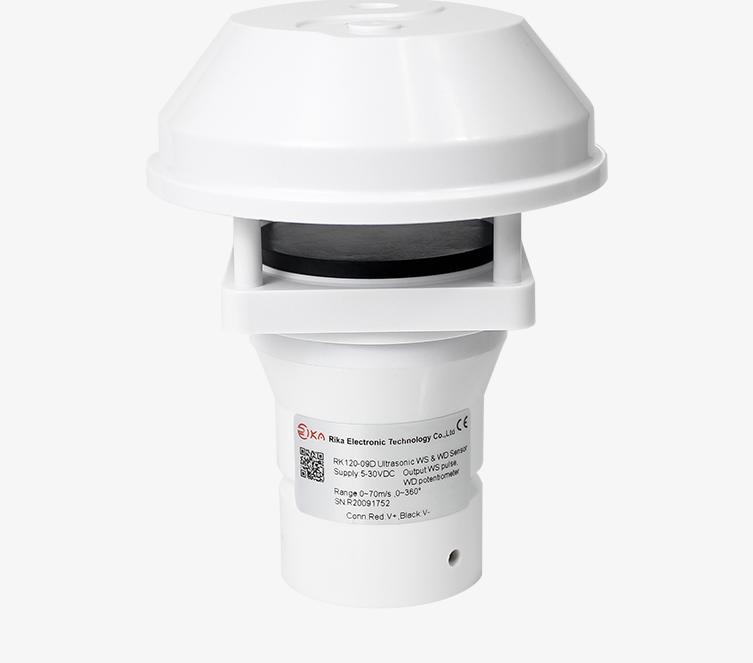 RK120-09D Ultrasonic Wind Speed & Direction Sensor
