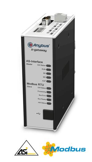 AS-Interface Master - Modbus RTU Slave - AB7828-F