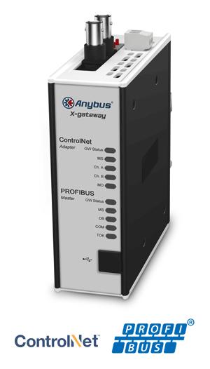 PROFIBUS Master - ControlNet Adapter - AB7803-F