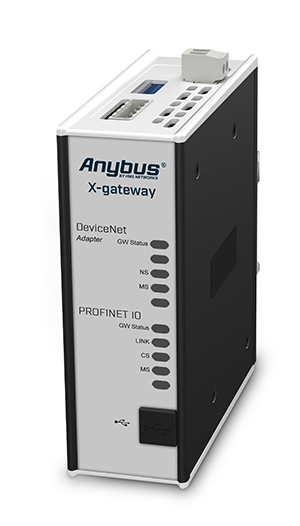 Anybus X-gateway – DeviceNet Adapter - PROFINET-IO Device - AB7653 - Anybus Vietnam