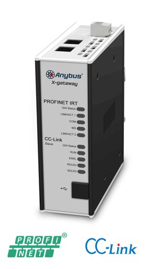 CC-Link Slave - PROFINET-IRT Device - AB7512-F