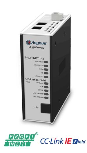 CC-Link IE Field Slave - PROFINET-IRT Device - AB7507-F