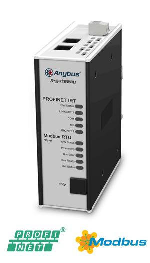 PROFINET-IRT Device - Modbus RTU Slave - AB7511-F