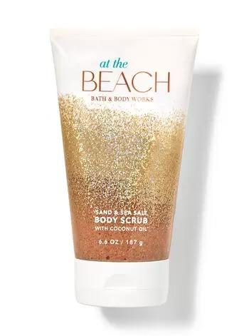 KEM TẨY TẾ BÀO CHẾT TOÀN THÂN BATH & BODY WORKS AT THE BEACH SAND & SEA SALT BODY SCRUB