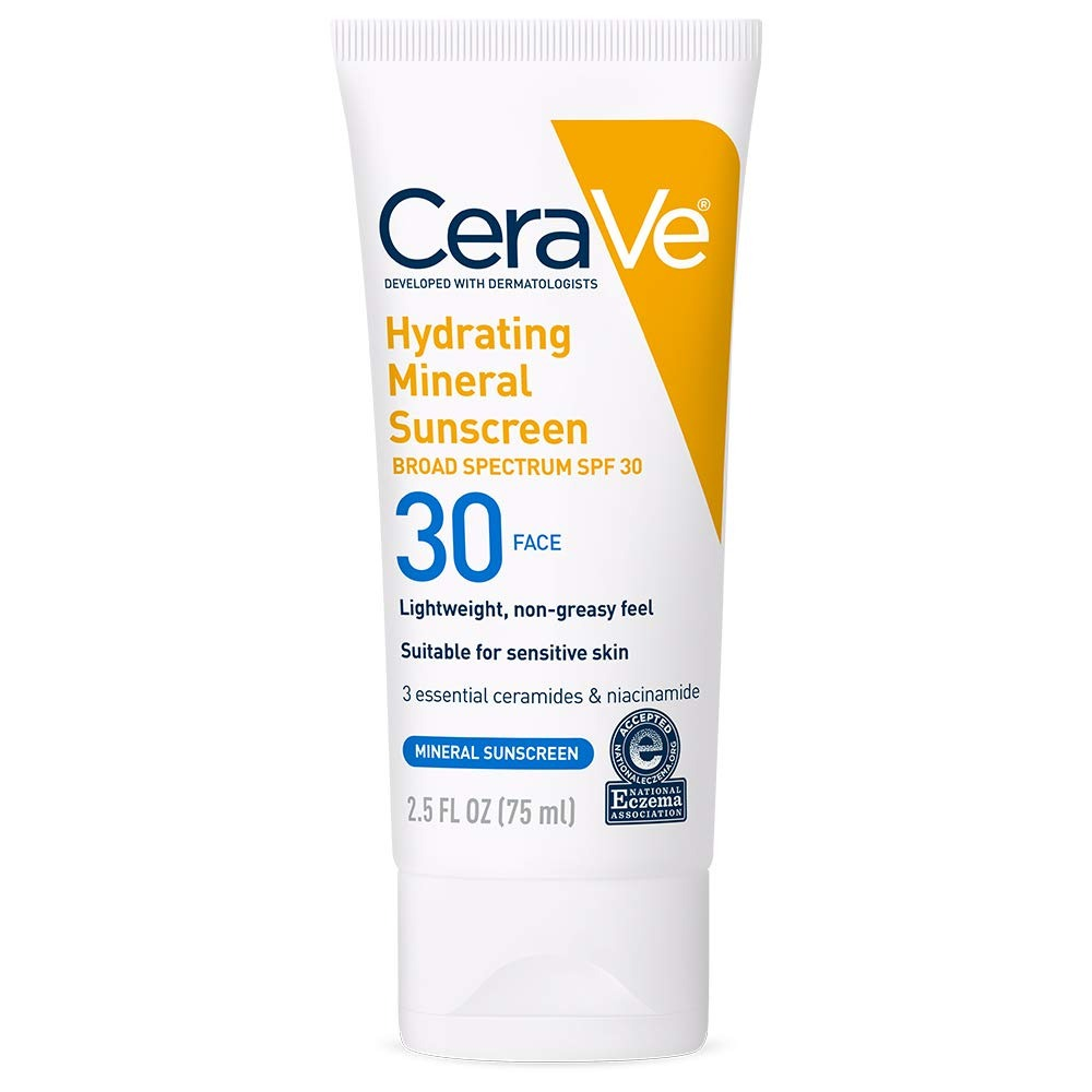 KEM CHỐNG NẮNG CERAVE HYDRATING SUNSCREEN BROAD SPECTRUM SPF 30
