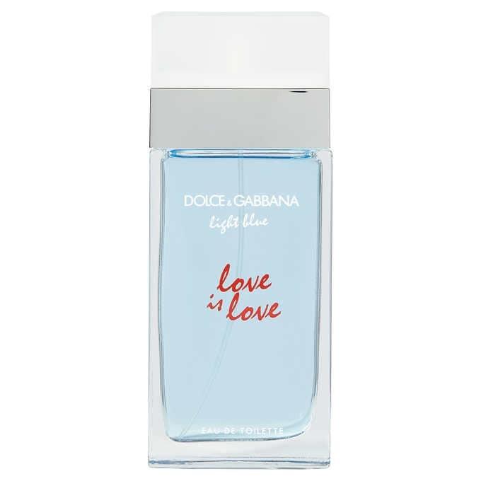 NƯỚC HOA NỮ DOLCE & GABBANA LIGHT BLUE LOVE IS LOVE