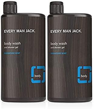 SỮA TẮM DÀNH CHO NAM GIỚI HƯƠNG BẠC HÀ EVERY MAN JACK MEN'S BODY WASH AND SHOWER GEL – SIGNATURE MINT