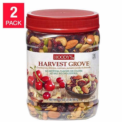 HẠT HỖN HỢP HOODY'S HARVEST GROVE TRAIL MIX