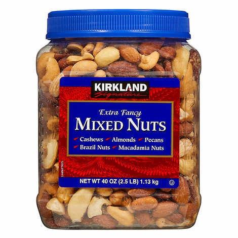 HẠT HỖN HỢP ĐẶC BIỆT KIRKLAND SIGNATURE EXTRA FANCY MIXED NUTS