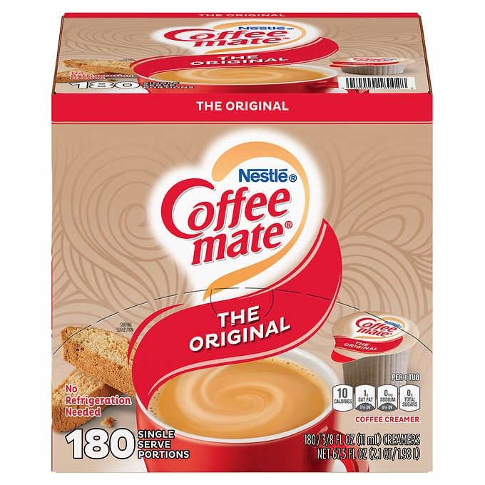 KEM SỮA NESTLÉ COFFEE - MATE LIQUID CREAMER, ORIGINAL