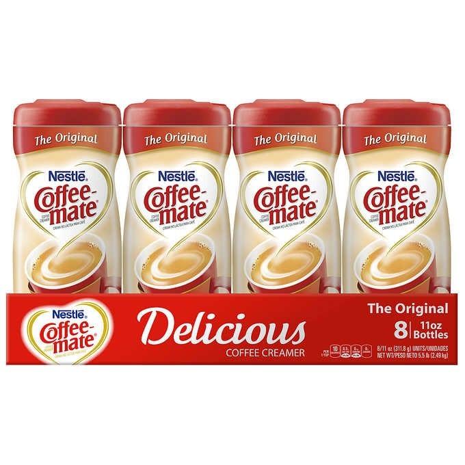 BỘT KEM SỮA NESTLÉ COFFEE - MATE POWDERED CREAMER, ORIGINAL