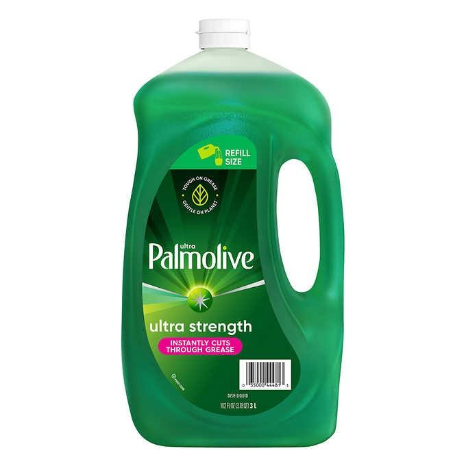 NƯỚC RỬA CHÉN PALMOIVE ULTRA STRENGTH LIQUID DISH SOAP