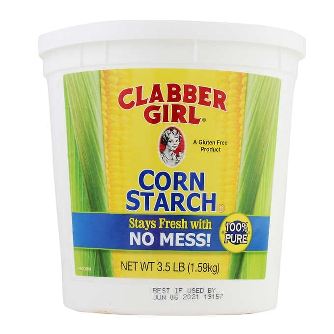 BỘT BẮP CLABBER GIRL CORNSTARCH