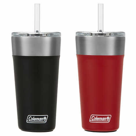LY GIỮ NHIỆT COLEMAN 20 OZ TUMBLER 2- PACK