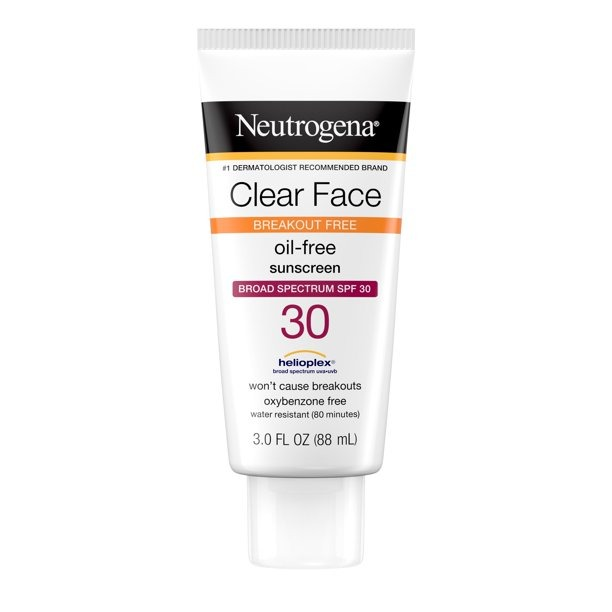 KEM CHỐNG NẮNG NEUTROGENA CLEAR FACE LIQUID LOTION SUNSCREEN WITH SPF30
