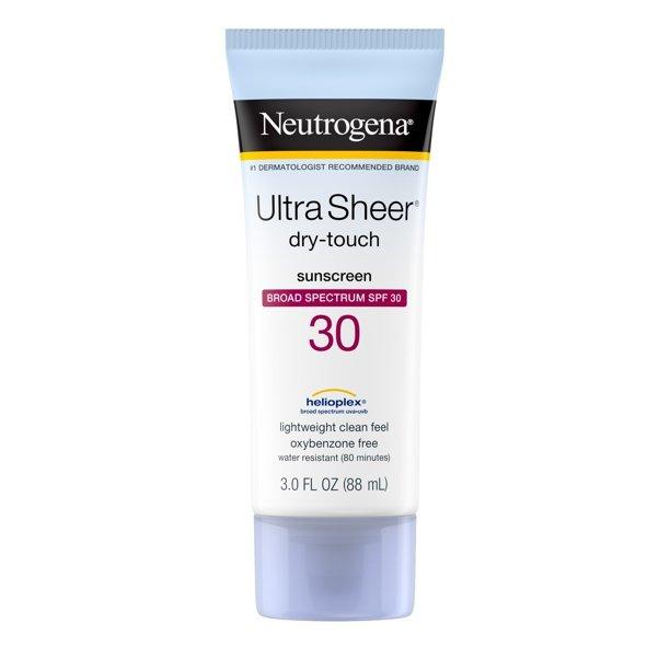 KEM CHỐNG NẮNG NEUTROGENA ULTRA SHEER DRY-TOUCH SPF 30 SUNSCREEN LOTION