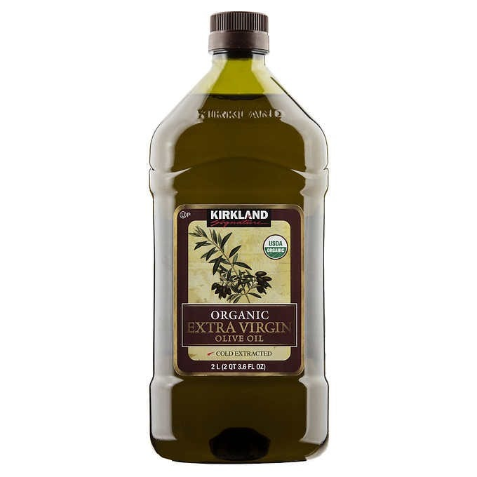 DẦU Ô LIU HỮU CƠ KIRKLAND SIGNATURE ORGANIC EXTRA VIRGIN OLIVE OIL