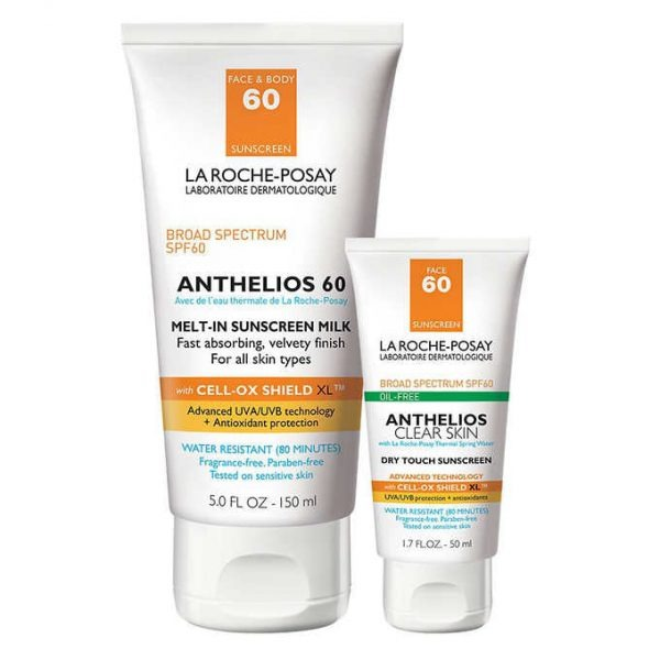 KEM CHỐNG NẮNG LA ROCHE-POSAY ANTHELIOS SPF 60 SUNSCREEN