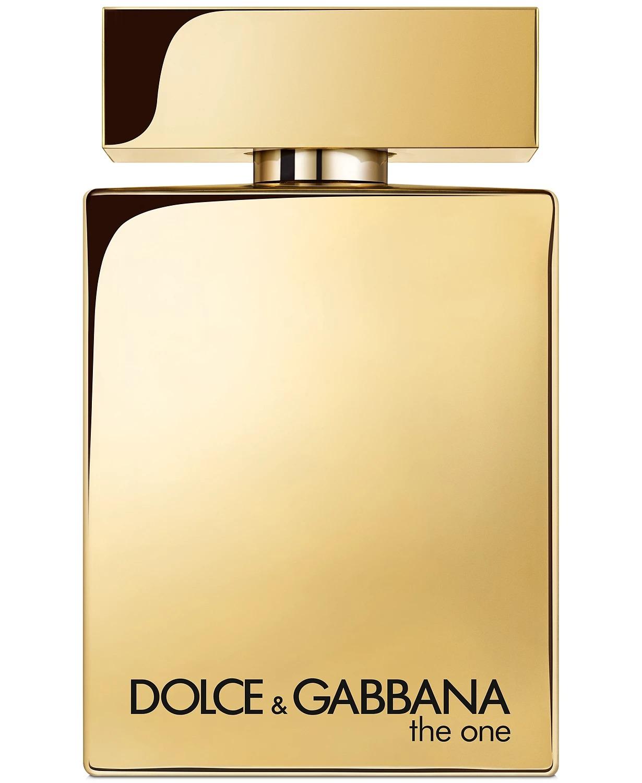 NƯỚC HOA NAM DOLCE & GABBANA MEN'S THE ONE GOLD EAU DE PARFUM INTENSE SPRAY