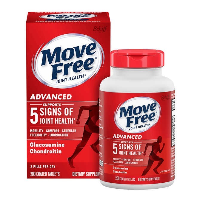 VIÊN UỐNG BỔ KHỚP SCHIFF MOVE FREE ADVANCED JOINT SUPPLEMENT