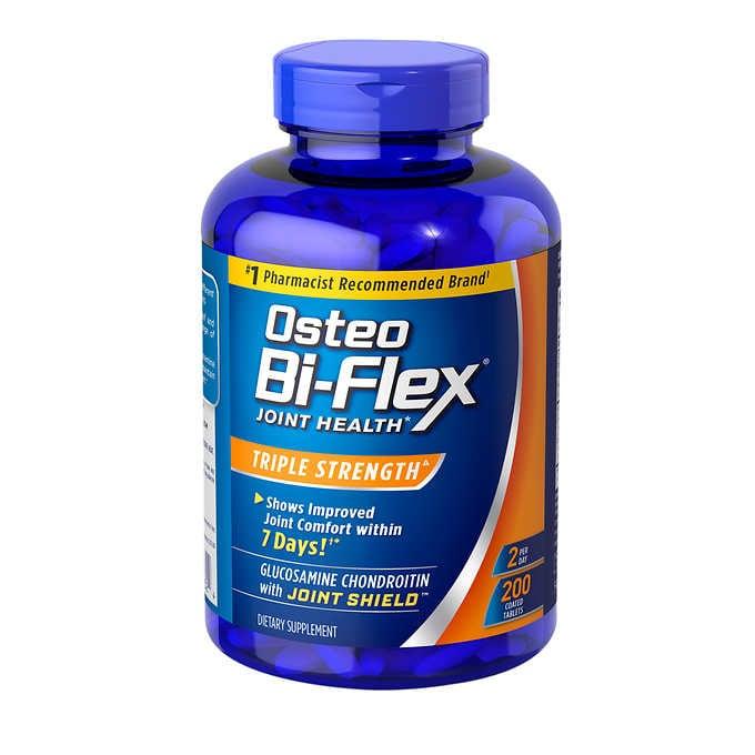 VIÊN UỐNG BỔ XƯƠNG KHỚP OSTEO BI-FLEX JOINT HEALTH TRIPLE STRENGTH