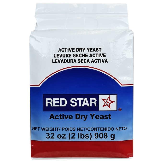 MEN KHÔ RED STAR ACTIVE DRY YEAST