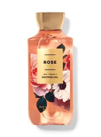 SỮA TẮM BATH & BODY WORKS ROSE SHOWER GEL