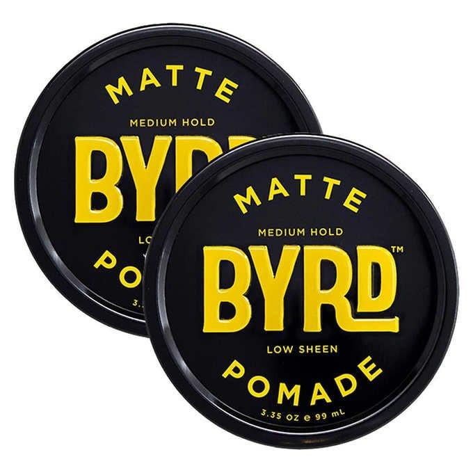 SÁP VUỐT TÓC BYRD MATTE POMADE