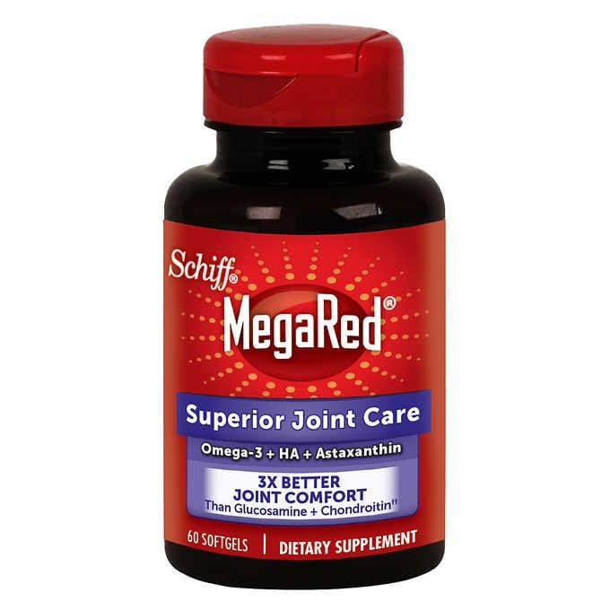 VIÊN UỐNG BỔ KHỚP SCHIFF MEGARED SUPERIOR JOINT CARE