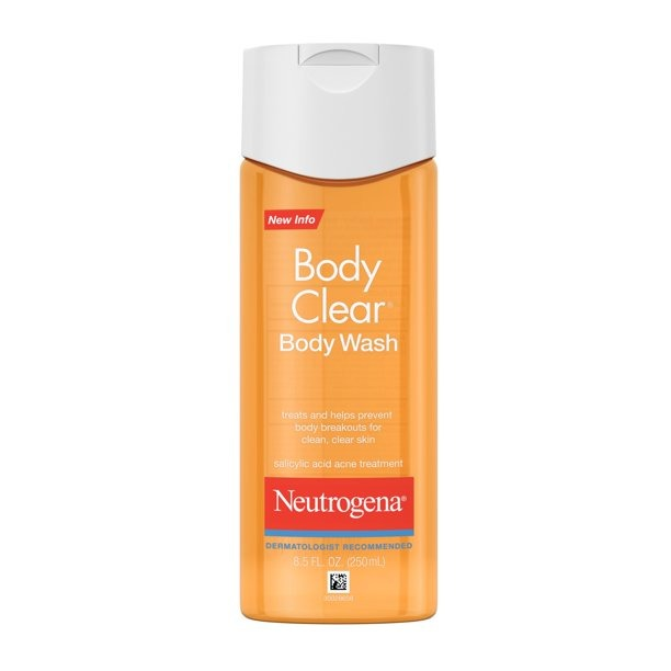 SỮA TẮM TRỊ MỤN NEUTROGENA BODY CLEAR ACNE BODY WASH