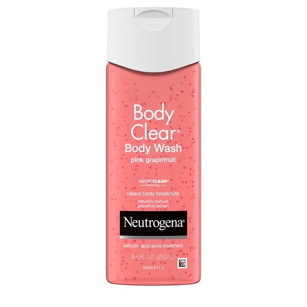 SỮA TẮM TRỊ MỤN NEUTROGENA BODY CLEAR PINK GRAPEFRUIT ACNE BODY WASH